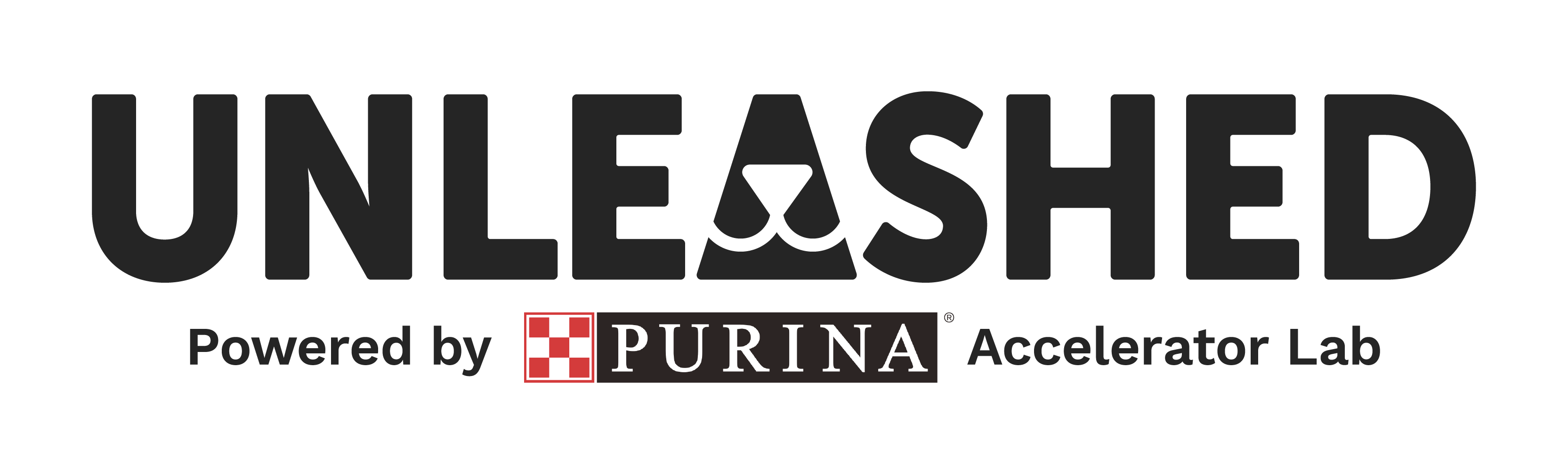 Unleashed: Powered by Purina Accelerator Lab's logo